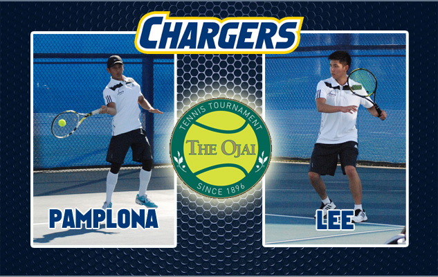 Pamplona and Lee Advance to Regionals in Doubles