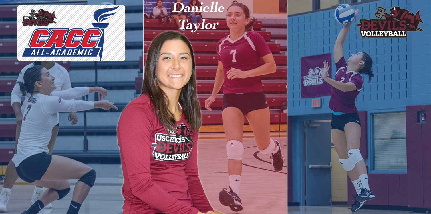 Taylor Represents Volleyball on CACC All-Academic Team
