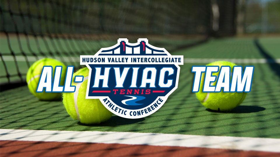 Erickson Leads All-HVIAC Men's Tennis Team as Player of the Year