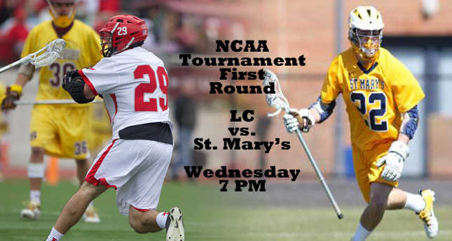 LC to Host St. Mary's on Wednesday