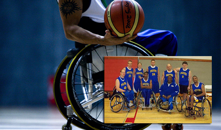 Ferris State Basketball Teams To Compete In Wheelchair Game With Grand Rapids Pacers
