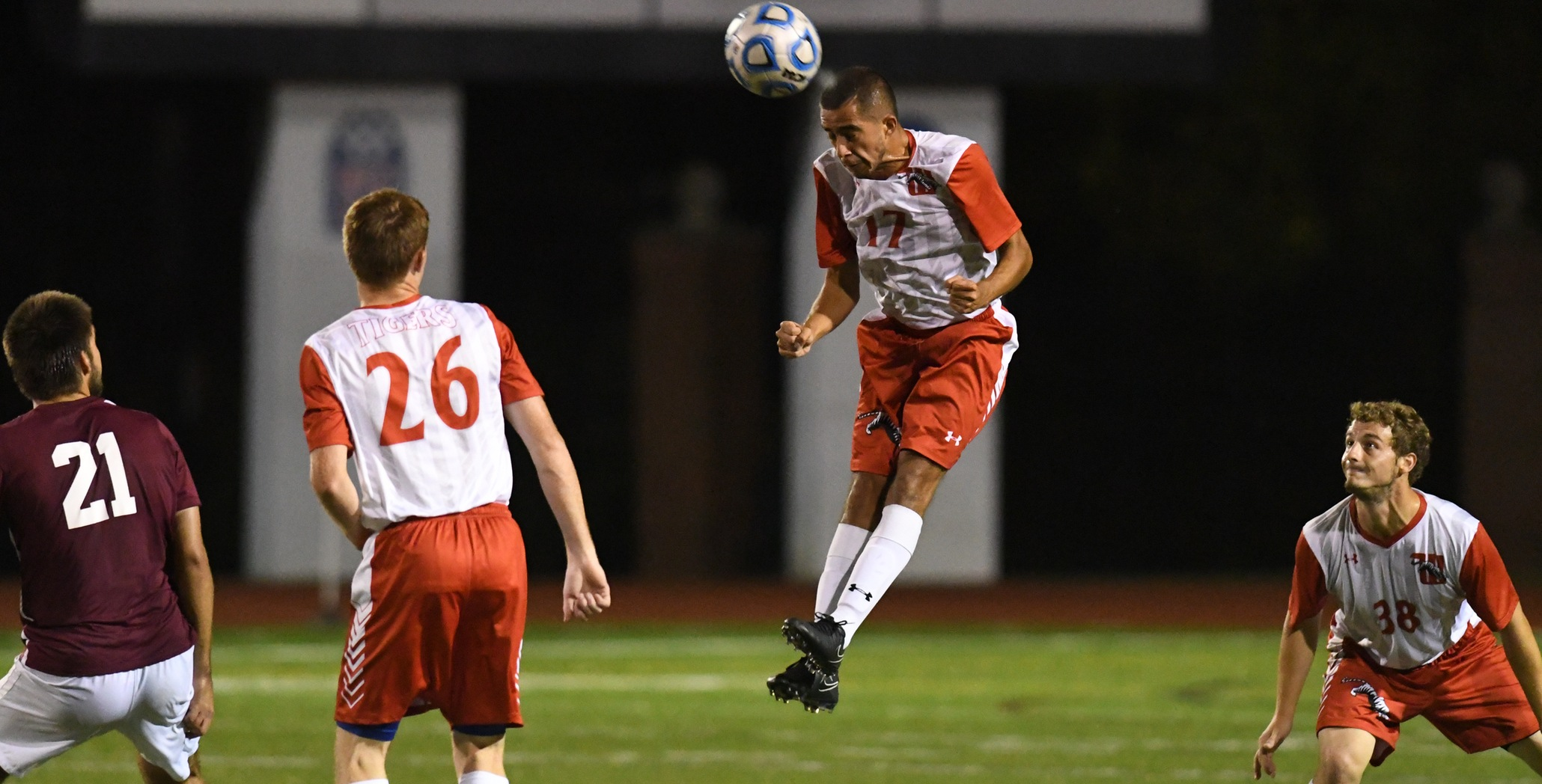 Late Goal Lifts Tigers Past Wooster