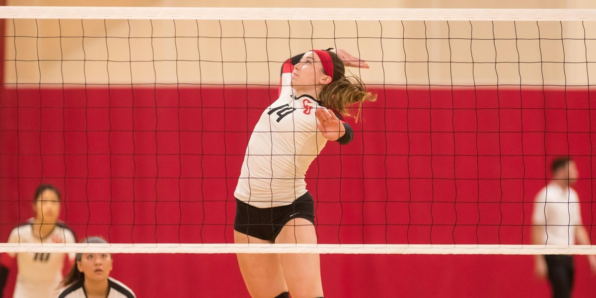 Volleyball Falls at No. 21 MIT