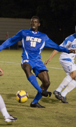 No. 13 UCSB Falls 2-1 in Overtime to Cal Poly