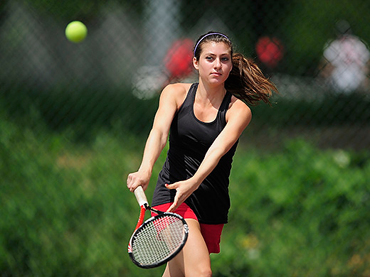Women's tennis aims for return to conference playoffs