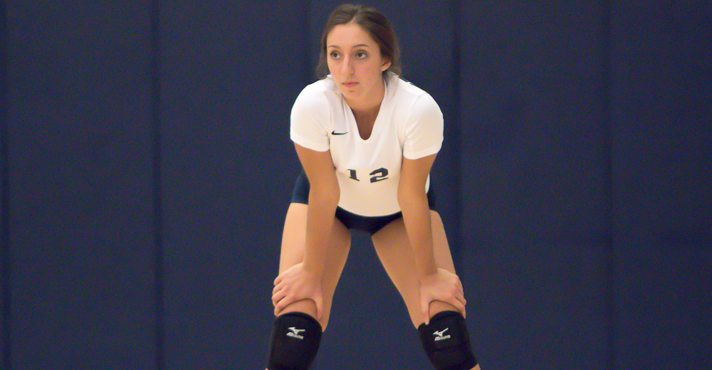 Three Bears Reach Double-Digit Digs in Both Ends of Tri-Match at Mount Saint Vincent
