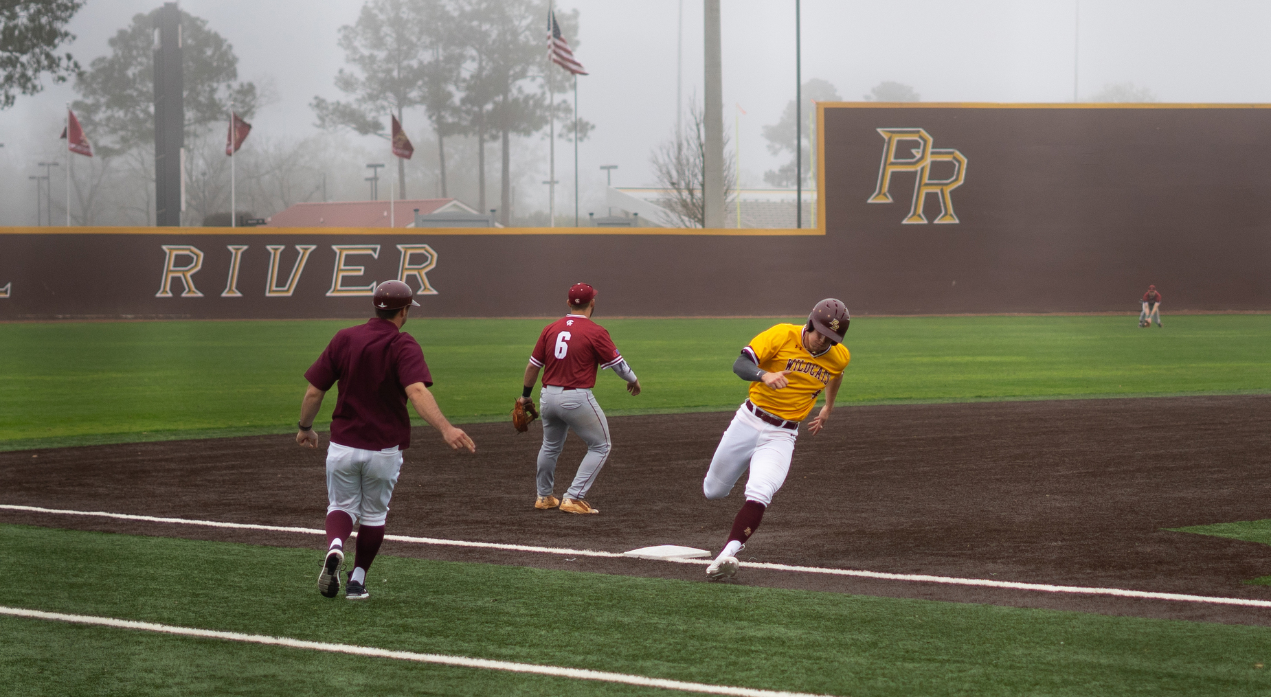 No. 4 Pearl River explodes for 27 runs in home debut