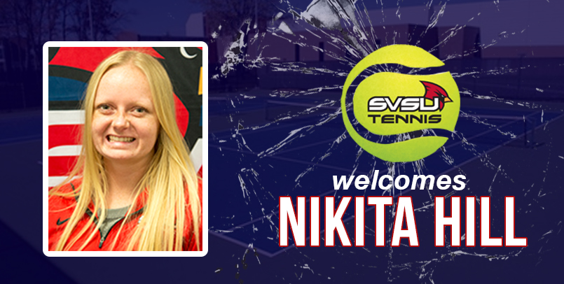 Women's Tennis welcomes Nikita Hill to the program