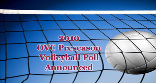 Golden Eagles selected fifth in OVC preseason volleyball poll