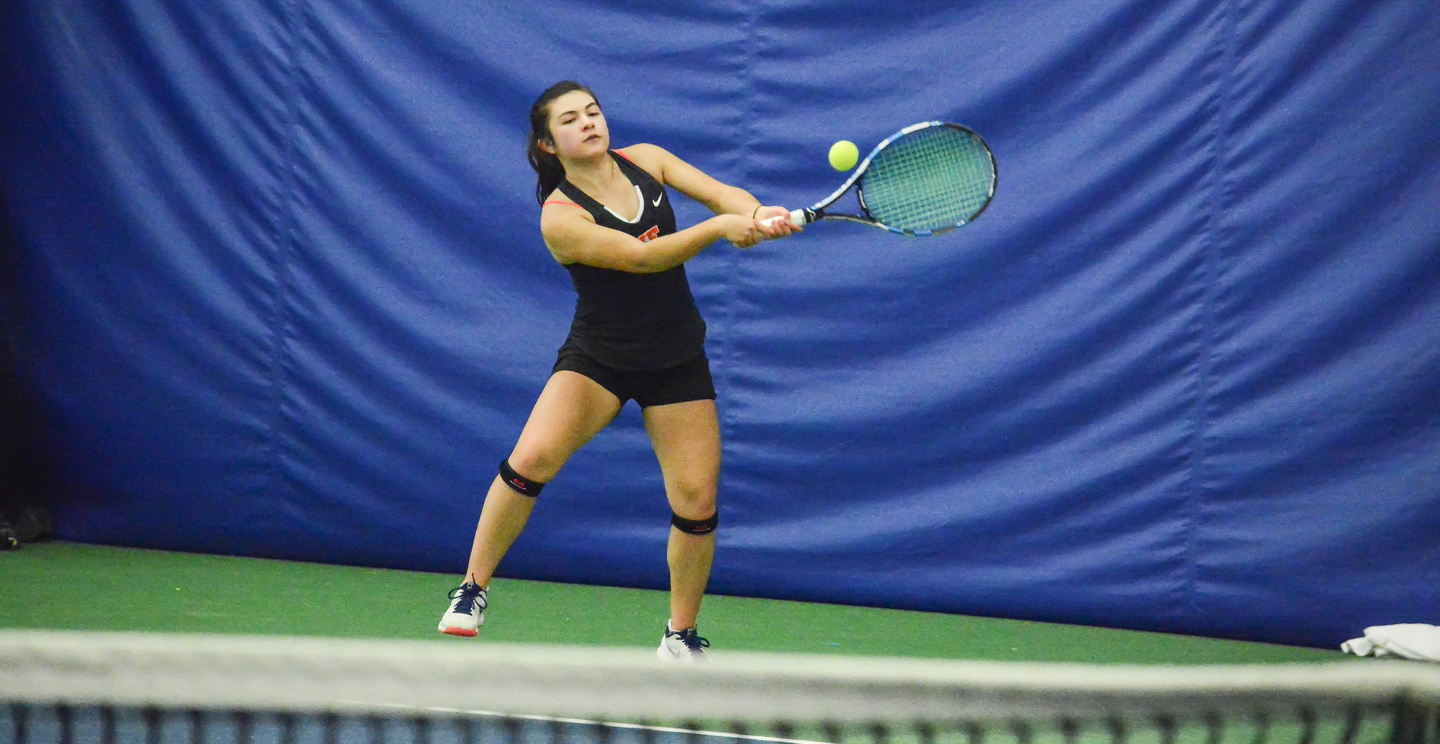 Women's Tennis Downs Saint Anselm 7-0