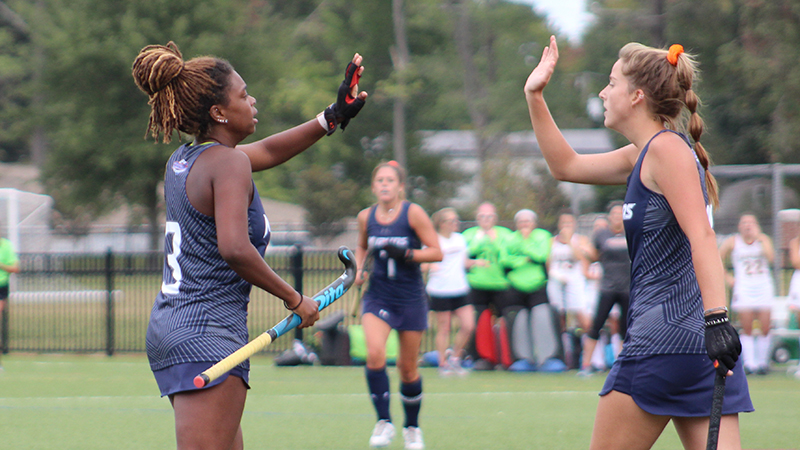 Quick Start Leads to Field Hockey Win Over Ferrum