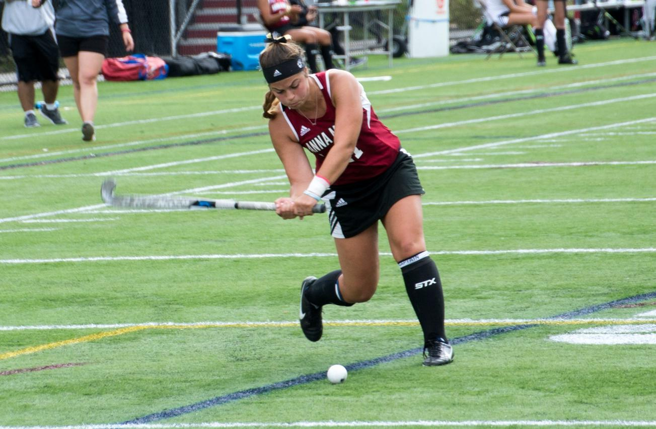 FIELD HOCKEY: Anna Maria falls to local rival WPI