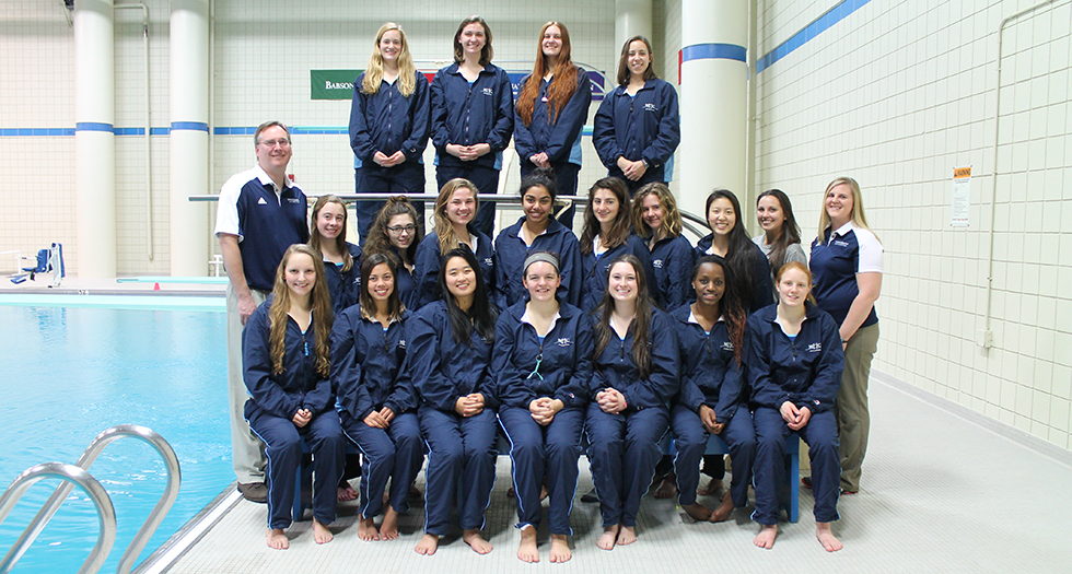 2016-17 Swimming & Diving Year In Review