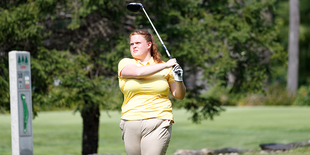 Women's Golf Improve Scores on Day Two of the Empire 8 Fall Championship