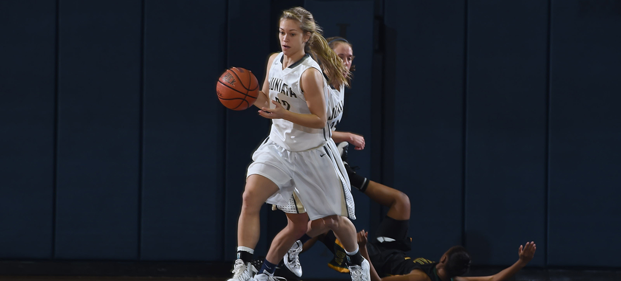 Eagles Fall to No. 6 St. Thomas at McDaniel Tip Off Tournament