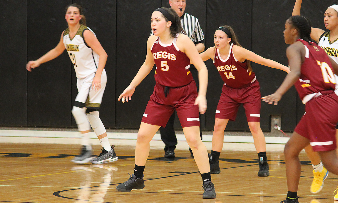 Women's Basketball Grabs Win over JWU