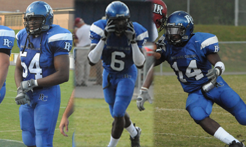 Rawls, Gist and Jones all named to the 2009 preseason All-SAC team