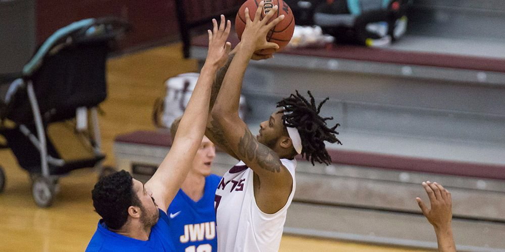 Centenary Gents Basketball Falls to ULM, 74-51