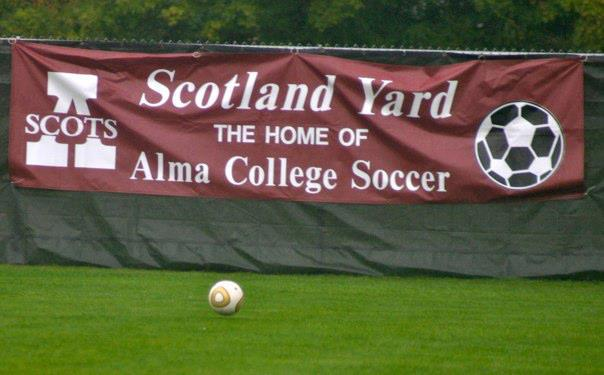 2012 Alma College Women's Soccer Overview