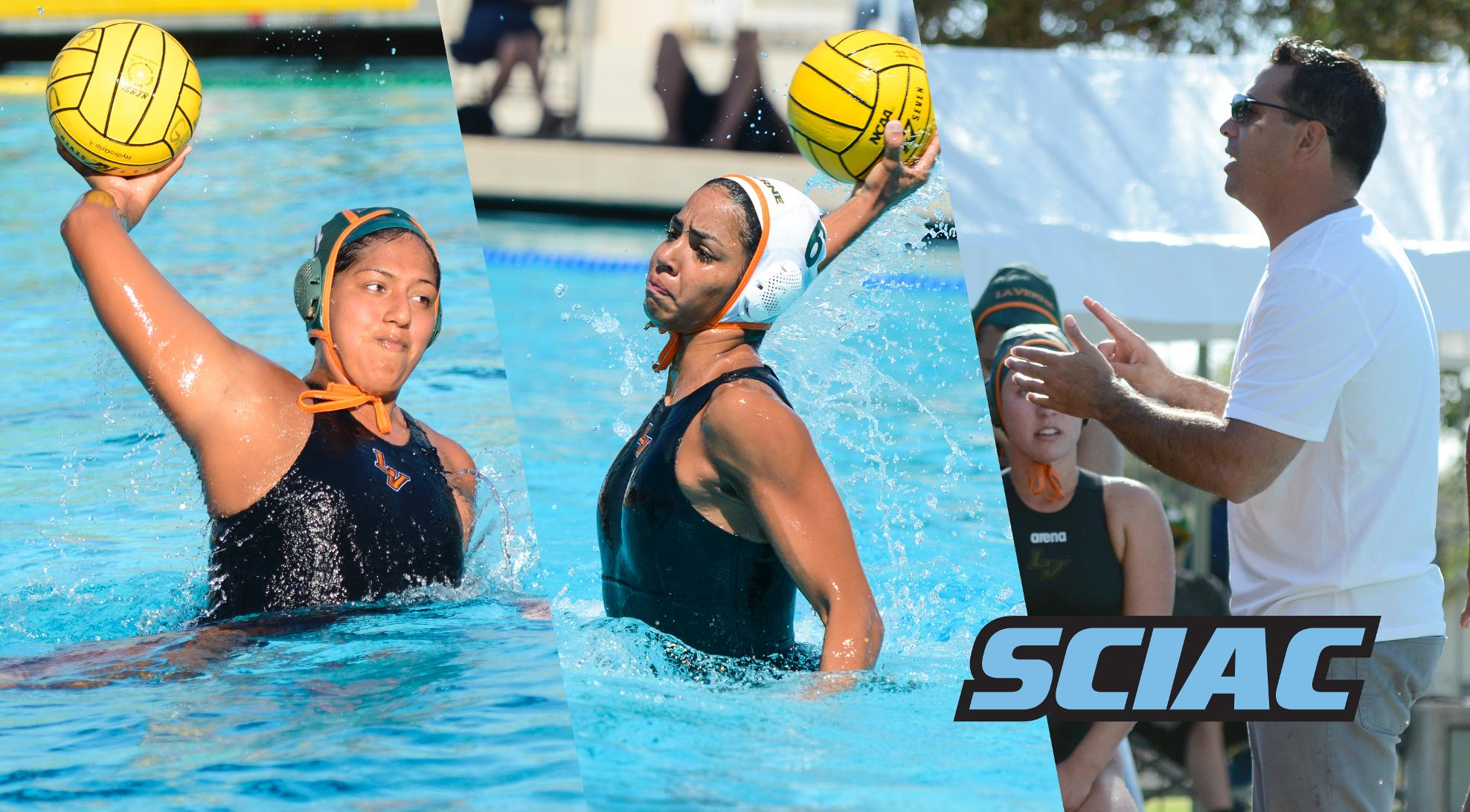 Garcia, Rosero named First Team All-SCIAC; Rodriguez Coach of the Year