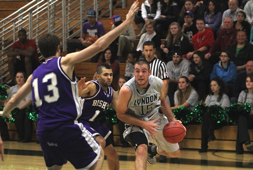 Gray eclipses 1,000-point plateau in win over NEC
