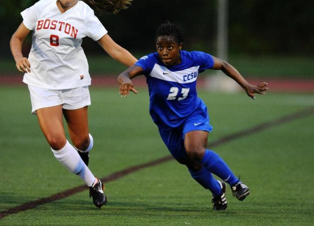 Women's Soccer Falls to Vermont 2-0