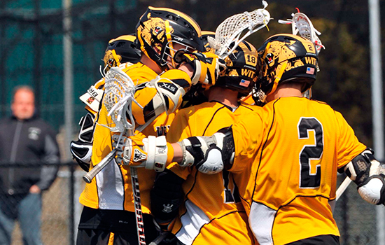 Men's Lacrosse Gets Back on Winning Track