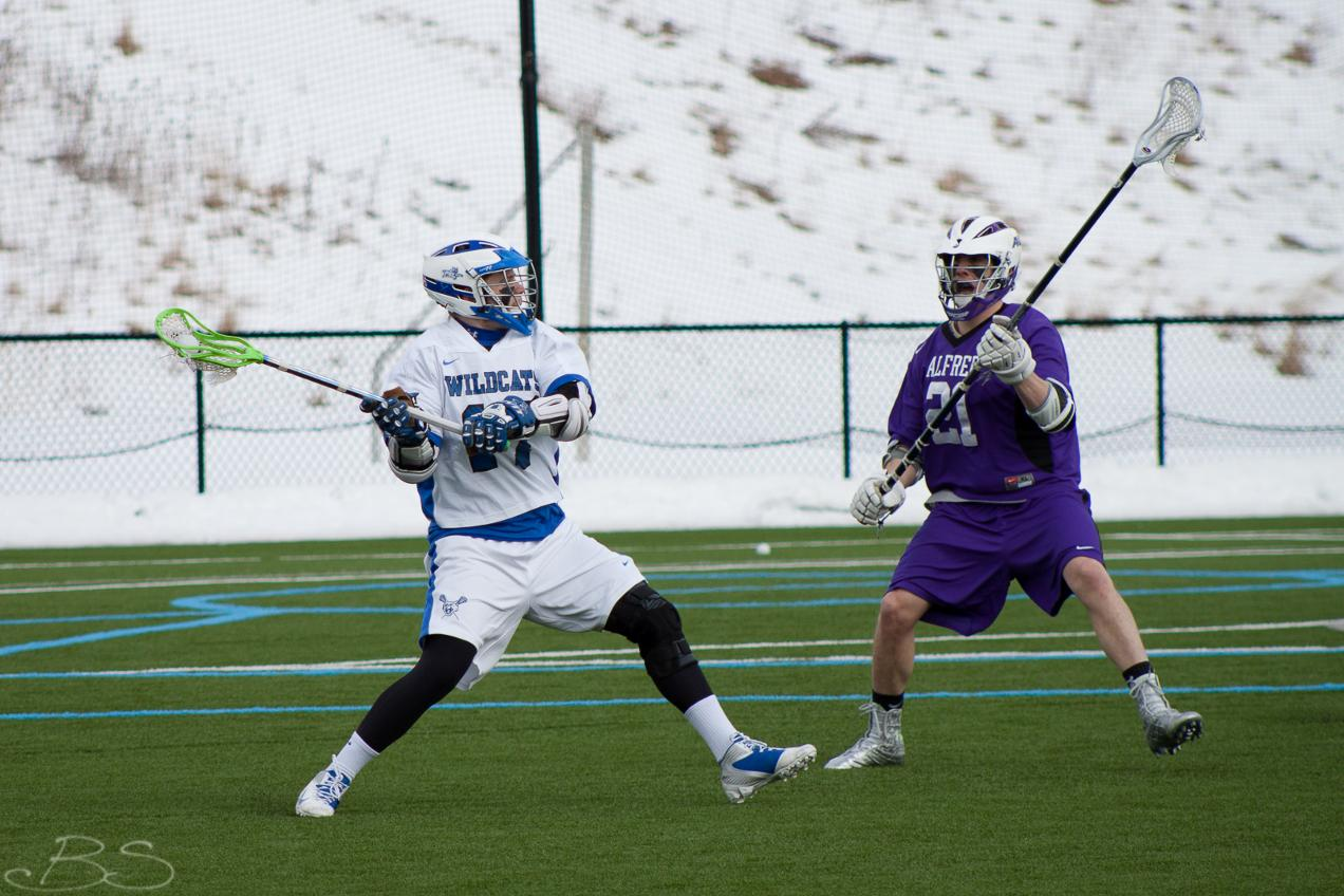 Men's Lacrosse to Take On Oswego State