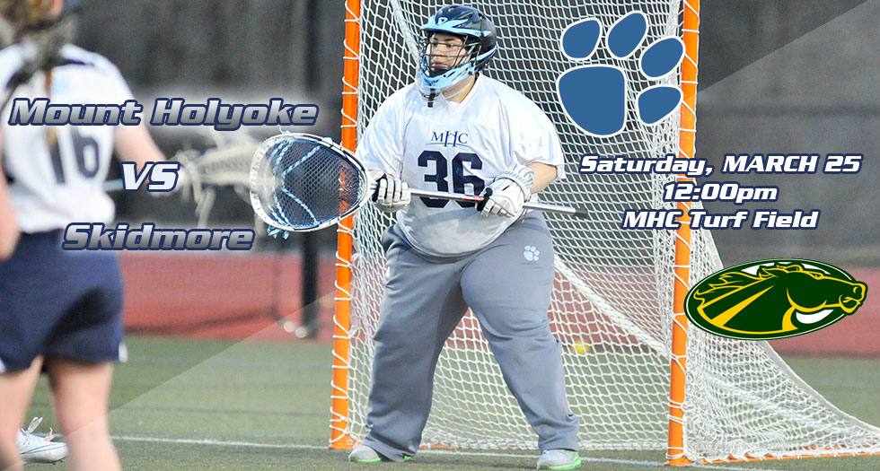 Lyons Game Day Central: Lacrosse vs. Skidmore on Saturday