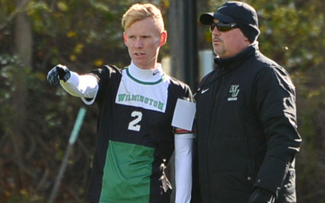 Wilmington Men's Soccer's Season Comes to a Close in NCAA Tournament Second Round at LIU Post
