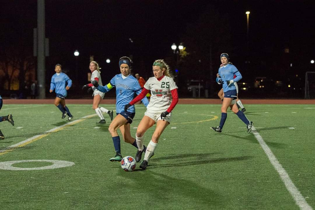 Westminster Women's Soccer Falls to No.1 Seed Washington University in First Round of NCAA D-III Tournament