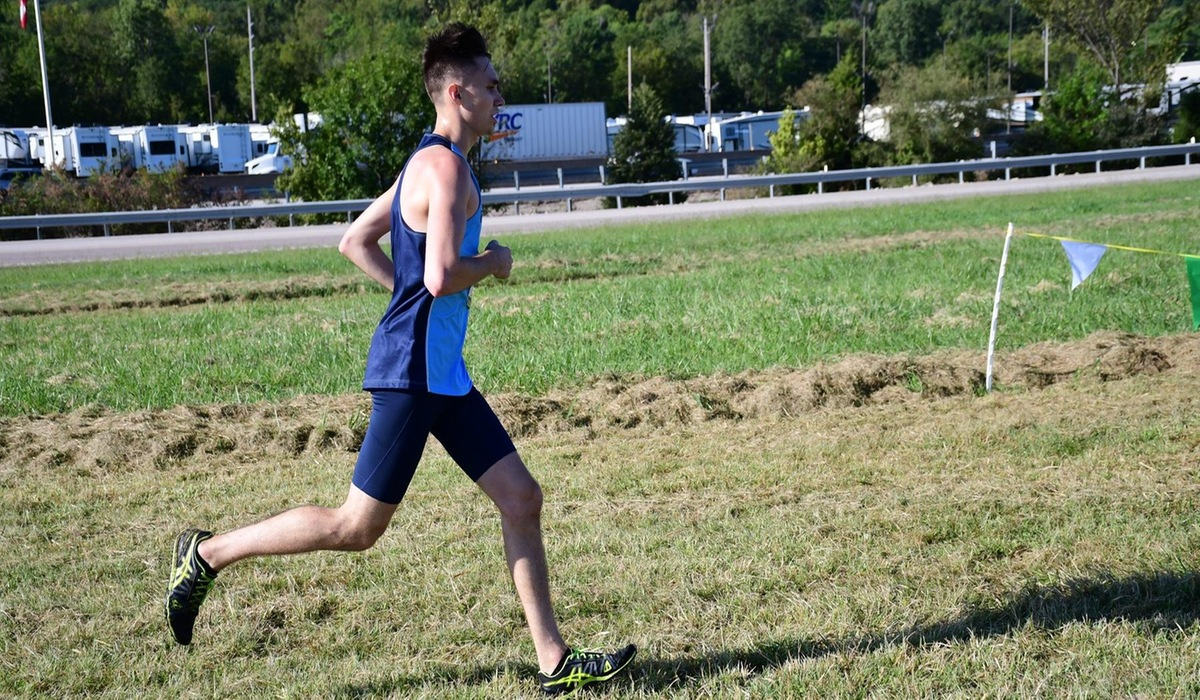 Westminster Men's and Women's Cross Country Races at H.W. Wright Classic