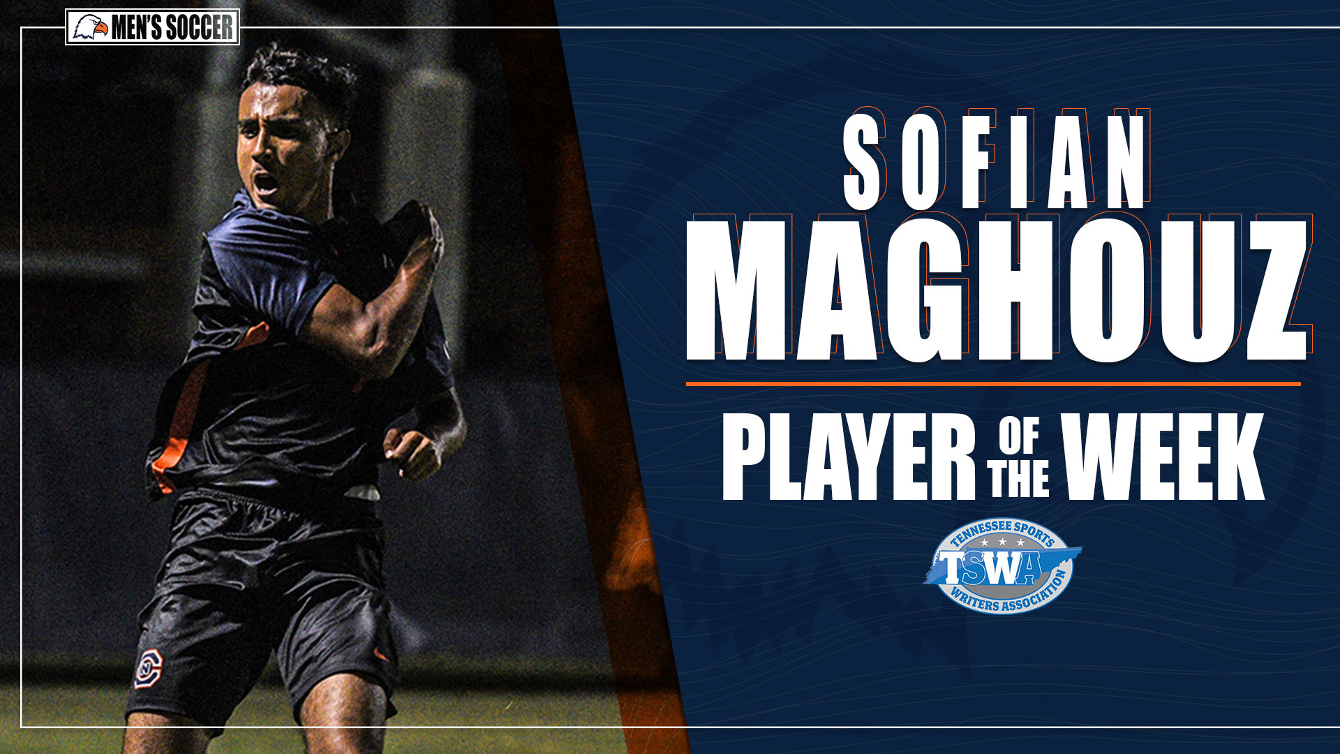 Maghouz honored with first TSWA Player of the Week accolade
