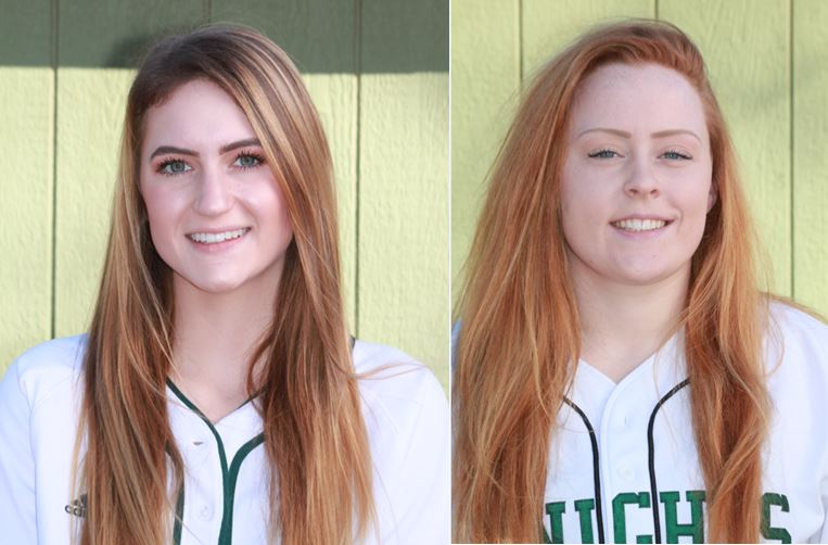 SHASTA COLLEGE SOFTBALL SWEEPS AMERICAN RIVER