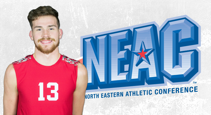 Haines Nets NEAC Defensive Player of the Week