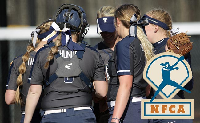 Softball Cracks NFCA Top 10
