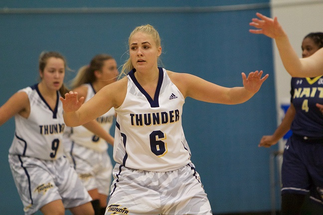 Thunder Defeat City Rivals Ooks