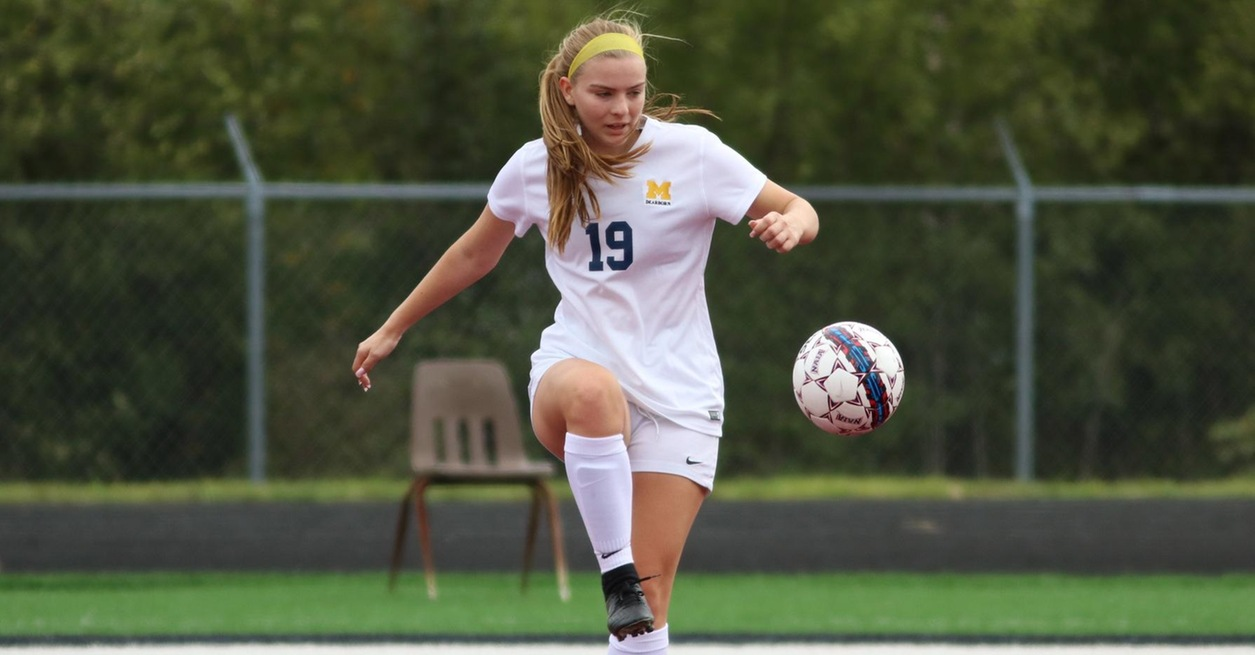Warriors escape with 1-0 win over Wolverines
