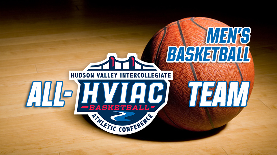 All-HVIAC Men's Basketball Team Announced; Johnson Named Player of the Year