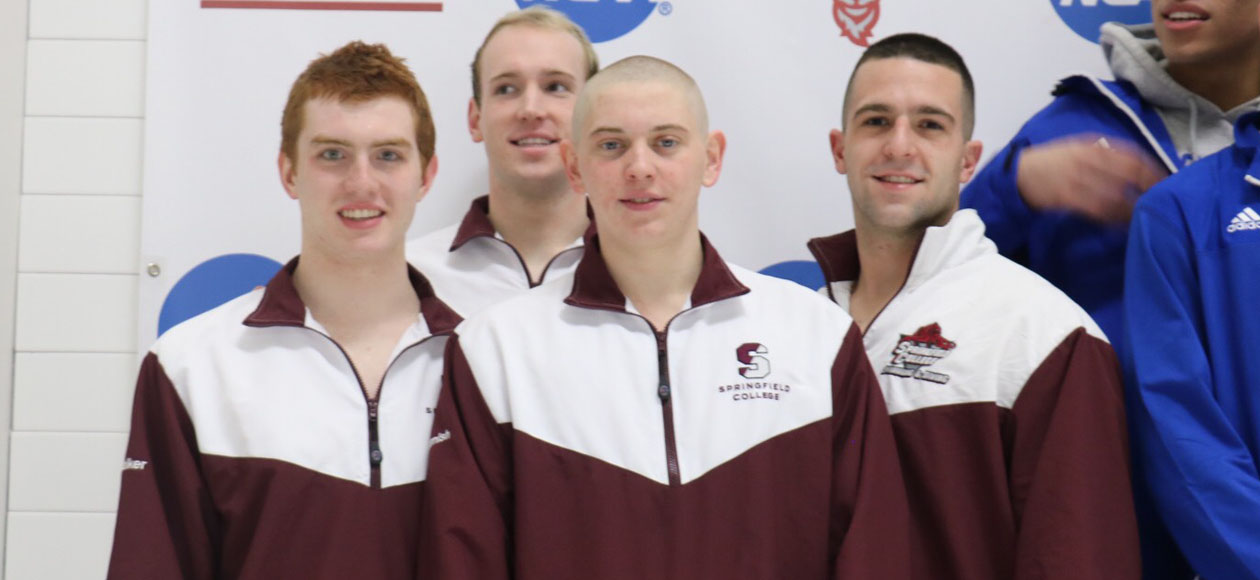 200 Medley Record Falls In Third Day of NEWMAC Championships