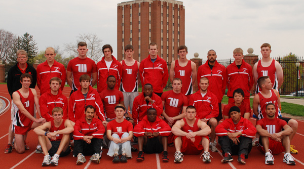 2008 Wittenberg Men's Track and Field