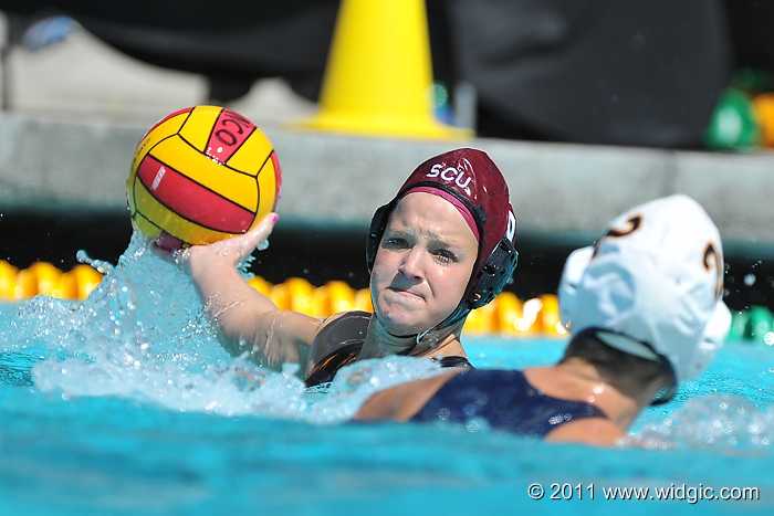 No. 12 Michigan Visits Santa Clara Friday at 3:30 p.m.; WWPA Play Continues Saturday in Monterey
