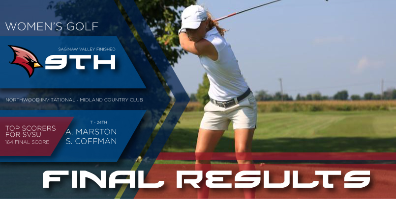 Lady Cardinals finish 9th at Northwood Invitational