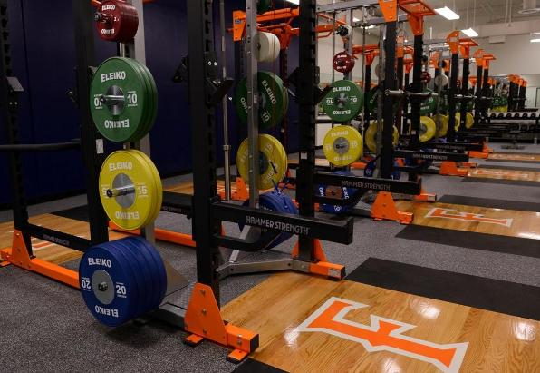 "Strength and Conditioning Facility Featured on ""Big West Now"""