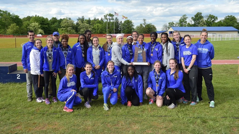 Women's Track and Field Acknowledged by Northeast Conference Friday