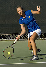 Carina Bjornstrom Named Big West Athlete of the Week
