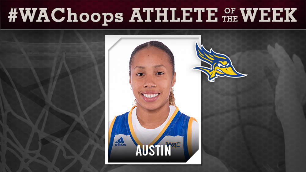WAC Women's Basketball Player of the Week Announced