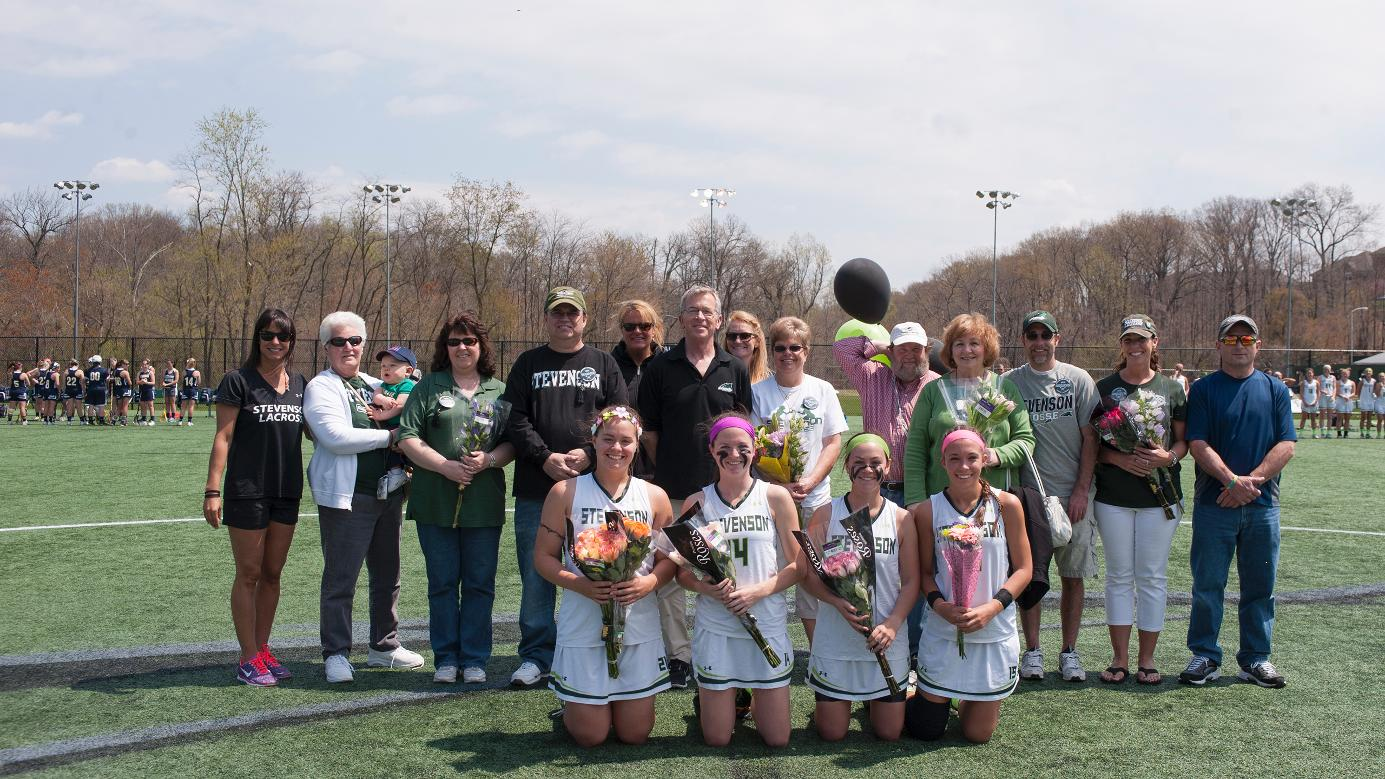 Warner, Meiklejohn Lead Mustangs Over Lycoming on Senior Day, 19-5