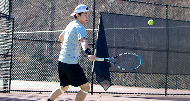 LC Men's Tennis Loses to John Carroll 9-0