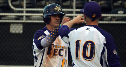 Hot bats give Golden Eagles 11-4 OVC win over Morehead State